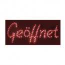 wholesale Business Equipment:LED Sign Open; red