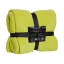 grossiste Maison et habitat: Snug Me Coral  Blanket 220 x 240, Limone