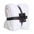 grossiste Maison et habitat: Snug Me Coral  Blanket 220 x 240, blanc