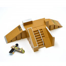 wholesale Toys: Rampenset San  Francisco incl. Fingerboards
