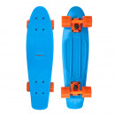 grossiste Jouets: Fancy Board  Vintage Cruiser 71 cm, bleu / orange