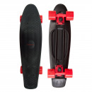 grossiste Jouets: Fancy Board  Vintage Cruiser 71 cm, noir / rouge