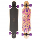 wholesale Sports and Fitness Equipment: Longboard Twin Tip  DT Soul Flex 3 Pink / Purple
