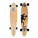 wholesale Sports and Fitness Equipment: Longboard Kicktail  Hawaian Wulff Bamboo Series