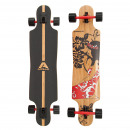 wholesale Sports and Fitness Equipment: Longboard Twin Tip  DT Hinano Red Flowers