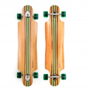 wholesale Sports and Fitness Equipment: Longboard Twin Tip  DT Kauai Green Stripes