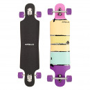 wholesale Sports and Fitness Equipment: Longboard Twin Tip  DT Papeete Colour Purple