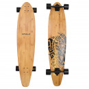 wholesale Sports and Fitness Equipment: Longboard Kicktail Tuvalu Bamboo Series