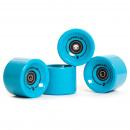 mayorista Deporte y ocio: Juego de ruedas  78A / 70x50mm; ABEC 7; azul