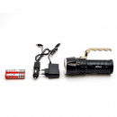 wholesale Flashlights: Flashlight Torch Police Pro 1500 LED