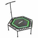Power Jump 300  Fitness Trampoline 115 cm Ø, green