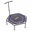 wholesale Garden playground equipment: Power Jump 300  Fitness Trampoline 115 cm Ø, purple