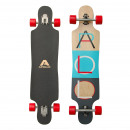hurtownia Akcesoria sportowe & fitness: Longboard Twin Tip  DT Tahiti Blok kolory