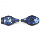 hurtownia Akcesoria sportowe & fitness: Apollo Waveboard Czaszka niebieski