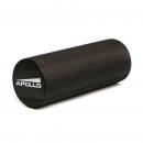 Yoga & Pilates roller Delhi; 15 x 45 cm; black