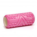 Yoga & Pilates role Shakra, 14 x 33 cm; pink