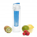 Tritan - Fruit  Infusion Bottle; blue
