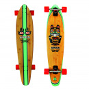 wholesale Sports and Fitness Equipment: Longboard Bamboo, Bamboo Series
