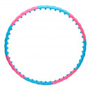 wholesale Sports and Fitness Equipment: Crazy Hoop  Magnetic per; Color: pink / blue