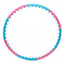 groothandel Sport & Vrije Tijd: Crazy Hoop  Magnetische per; Kleur: roze / blauw