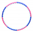 wholesale Sports and Fitness Equipment: Crazy Hoop  Magnetic per; Color: purple / pink
