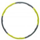 mayorista Deportes y mantenimiento fisico: Loca del aro  mediano Pro; Color: verde / gris