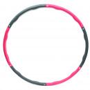groothandel Sport & Vrije Tijd: Crazy Hoop Medium  Pro; Kleur: grijs / roze