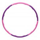 groothandel Sport- & fitnessapparaten: Crazy Hoop Medium  Pro; Kleur: roze / paars