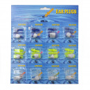 wholesale Aquatics: 12s Set Nose clips Prodive 90