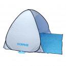 Beachtent SunPro  500; Blau/Weiß; 150x120x110 cm