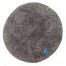 groothandel Home & Living: Badmat, CLOUD  round D: 95 cm, lichtgrijs