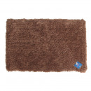 grossiste Serviettes de bain & Essuie: Tapis de bain,  CLOUD 50 x 80 cm, Brown