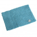grossiste Serviettes de bain & Essuie: Tapis de bain,  Shaggy 60 x 1000 cm, bleu clair