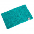 groothandel Home & Living: Badmat, Shaggy 50 x 80 cm, turquoise