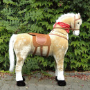 wholesale Toys: GIANT HORSE  Goldy  125cm