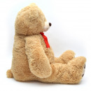 Teddy Monti, 100cm  XXL plush in light brown