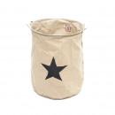 wholesale Houshold & Kitchen: Laundry bag H 50 x  Ø 40 cm Venus Greystar