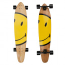 grossiste Sports & Loisirs: Longboard VISAGE 45 Smiley
