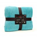 grossiste Maison et habitat: Snug Me Coral  Blanket 220 x 240 Turquoise