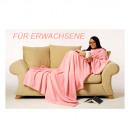 groothandel Home & Living: Snug Rug LITE  plafond met mouwen - Roze