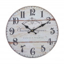 Wall Clock - Elysees, Ø: 34 cm