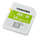 Toshiba SD Memory Card Wireless NFC 16GB Class10