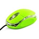 groothandel Beeldschermen: Titanum TM102G  Mouse USB Green Raptor