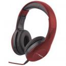 groothandel Consumer electronics: Esperanza EH138R Soul Headphones rood