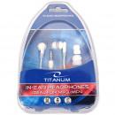 MP3 Headphones Titanium TH103