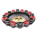 wholesale Drinking Glasses: Alcohol Roulette  Set With Shot Glasses