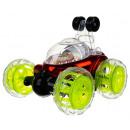 Twister RC Auto Rot/Blau 40Mhz 360° Drehung LED Mu