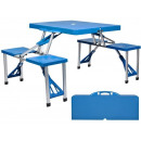 Camping folding table and chairs set Picnic Dining