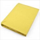 Großhandel Bettwäsche & Matratzen: Jersey  Spannbettlaken 90 x 200 cm Gelb