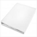 Großhandel Bettwäsche & Matratzen: Jersey  Spannbettlaken 140 x 200 cm Weiß